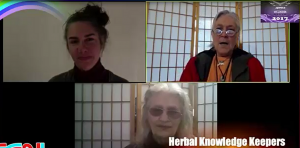 herbal knowledge keepers show